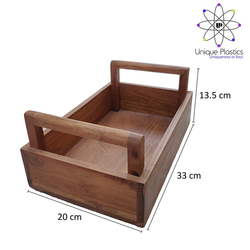 Rosewood Bar Serving Tray - CRODOR Wholesale