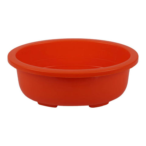 Bonsai Oval 5.5 inches (Orange) Flower Pot (96 Pieces)