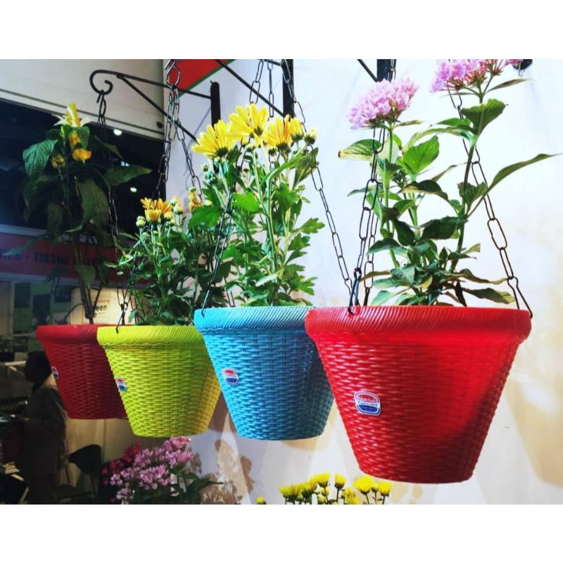 Big juhi pots for hanging planters