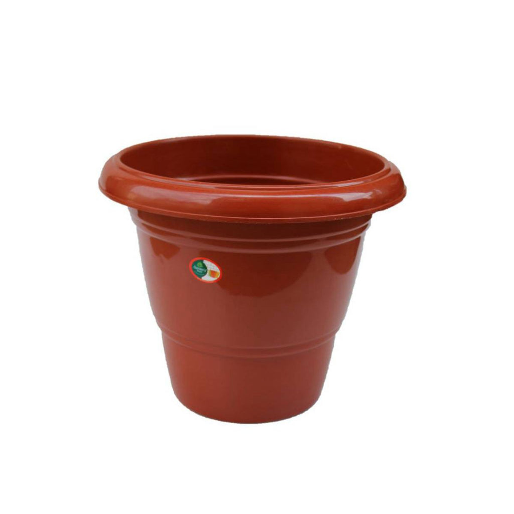 Deluxe 12 terracotta flower pot online