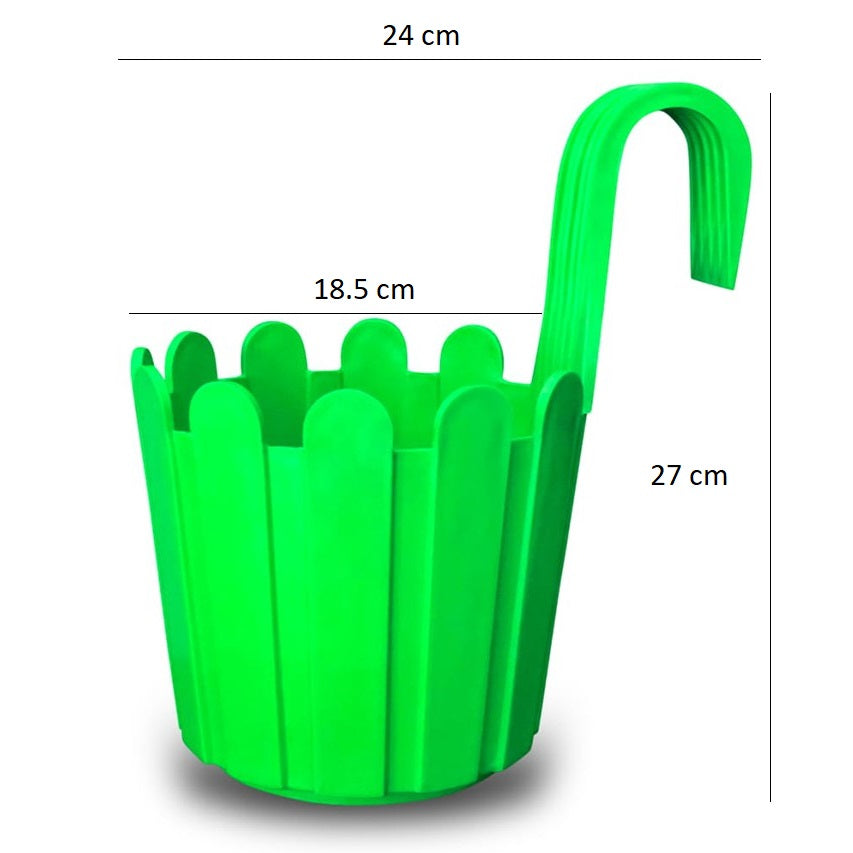 Fence Hook (7 Inch, Plastic)