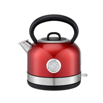 Hafele Dome Red Electric Kettle