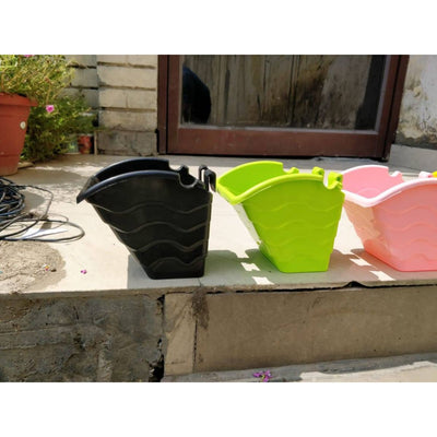 Hook Pots Available in Set of (3, 4, 5, 8, 10, 12)