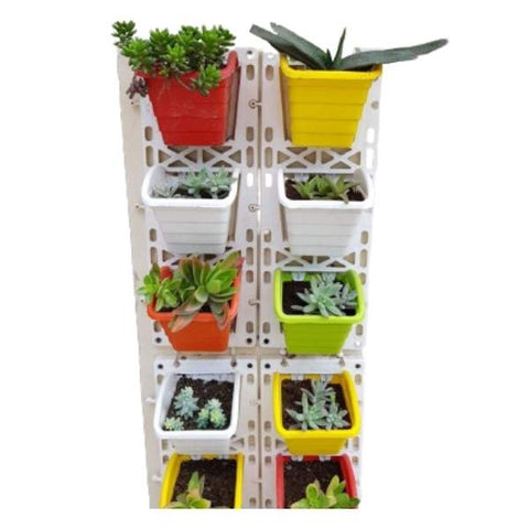 Small Vertical Garden Pots