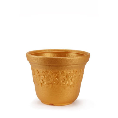 Sunny (12 inches) Fresh Flower Pot  Available in Set of (4, 5, 8, 10, 12)