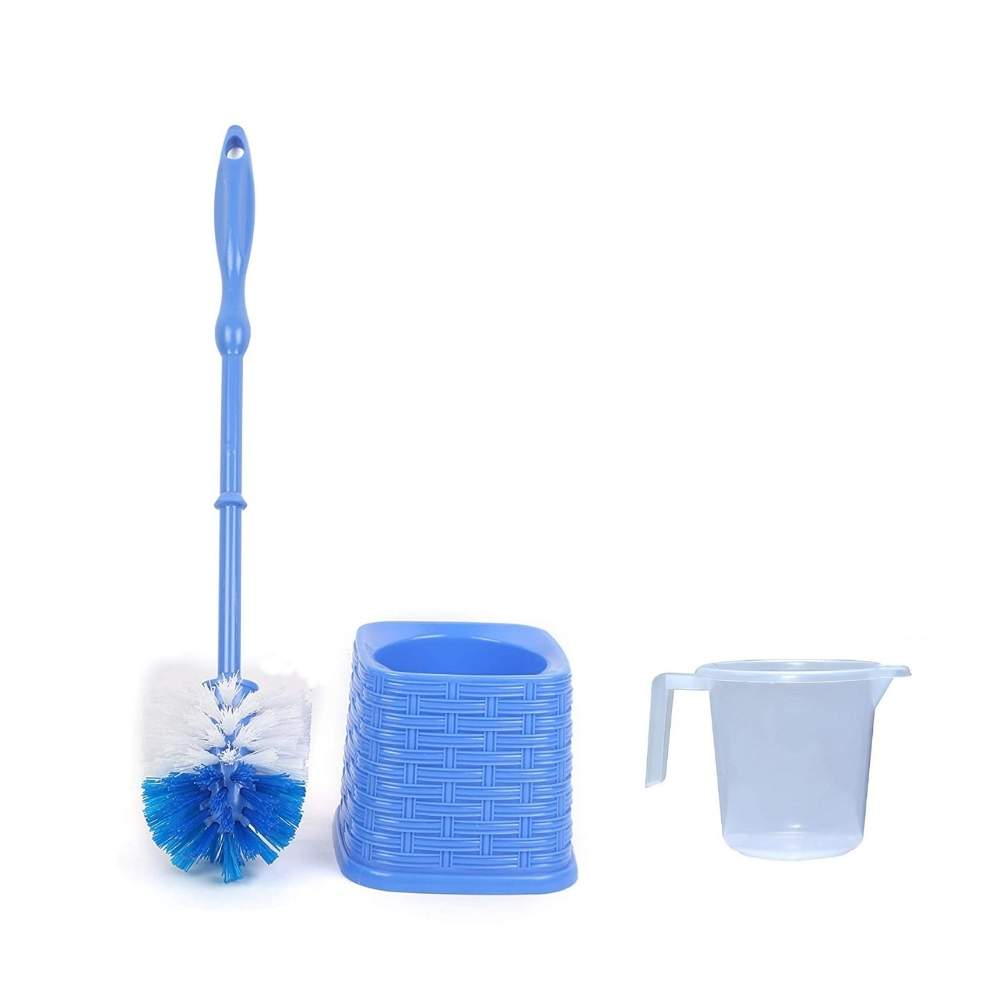 Gala Toilet Brush (Toilex With Square Container) + Mark Mug