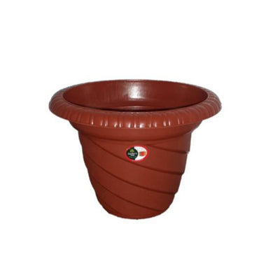 twister 4 inches flower pot online
