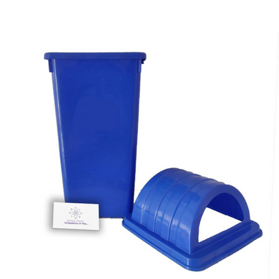 Dome Dustbin (80 litre) (6 Piece)