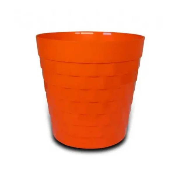 "Brix Pot-12"" Orange (24 pieces)"