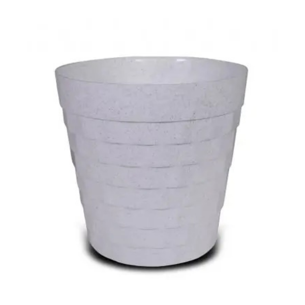 "Brix Pot-12"" White (24 pieces)"