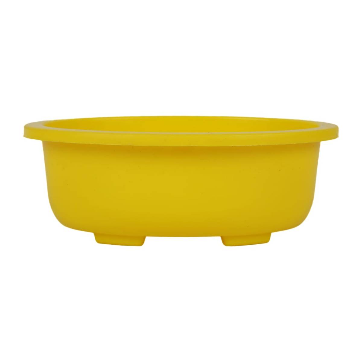 "Bonsai oval 5.5"" plastic flower pot online"