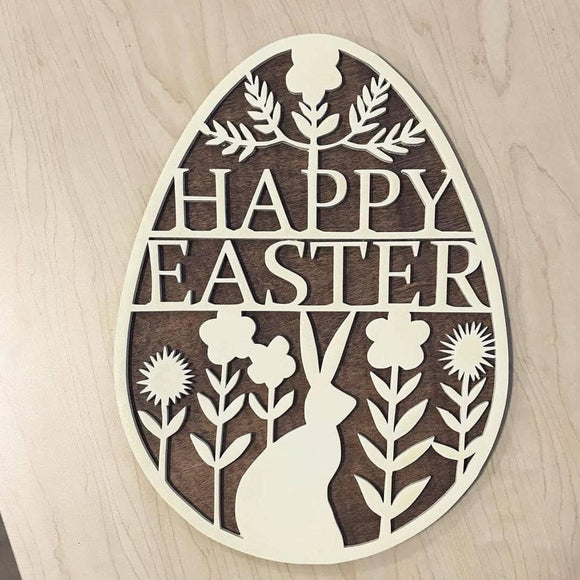 Easter Wood Sign Kits