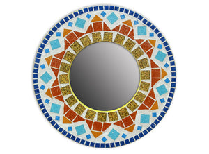 Large Mosaic Mirror Kit