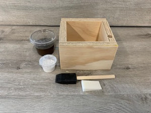 Wood Solo Cup Holder Kit- All Supplies Included