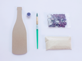 Mosaic Wine Bottle Kit