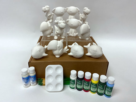 Ceramic Craft Kit 1