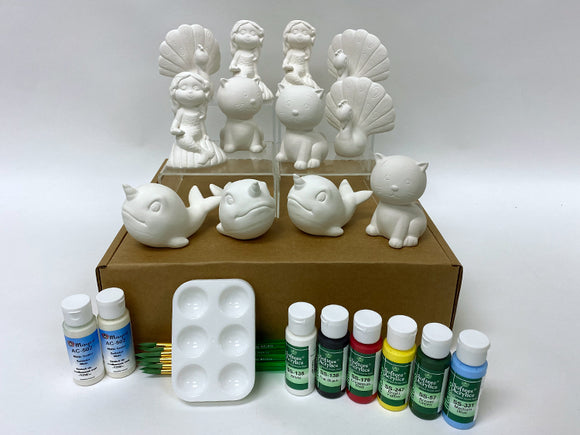 Ceramic Craft Kit 2