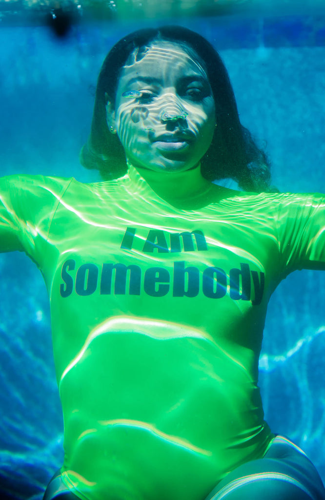 """I Am Somebody"" Swimsuit"