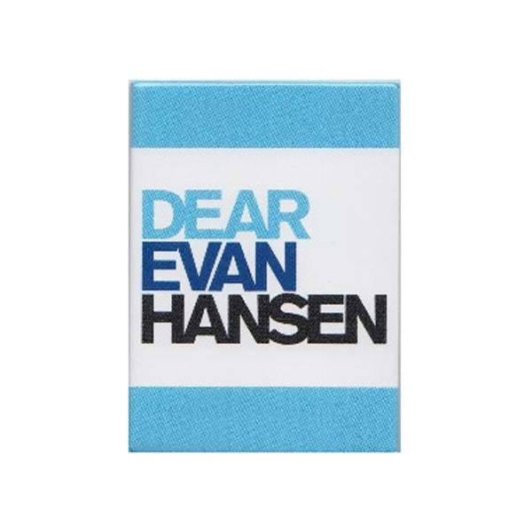 DEAR EVAN HANSEN Button Logo Magnet