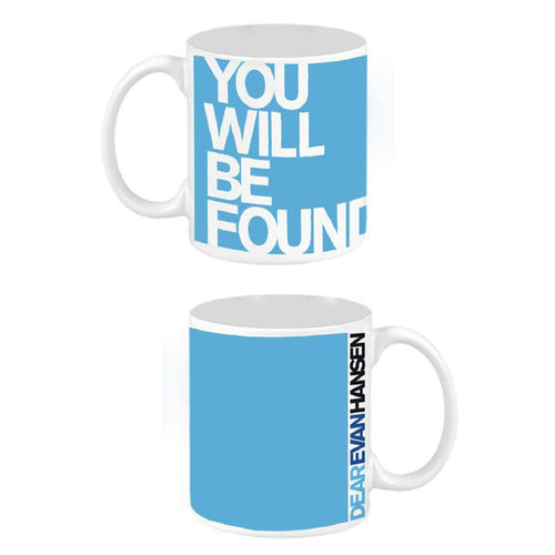 DEAR EVAN HANSEN You Will Be Found Mug