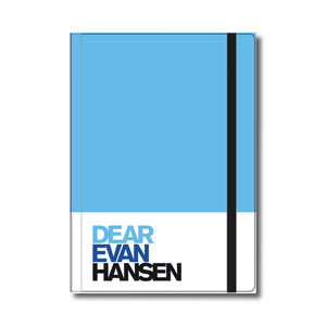 DEAR EVAN HANSEN Notebook
