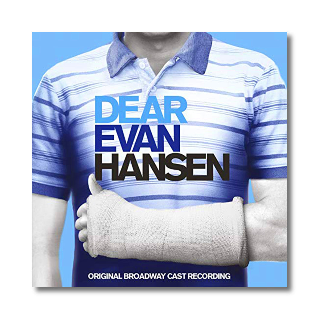 DEAR EVAN HANSEN Cast Recording CD