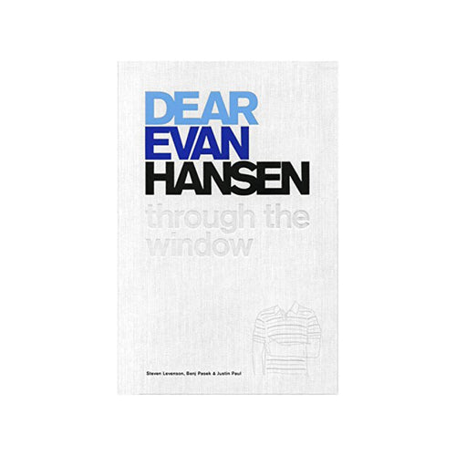 DEAR EVAN HANSEN Through the Window Book