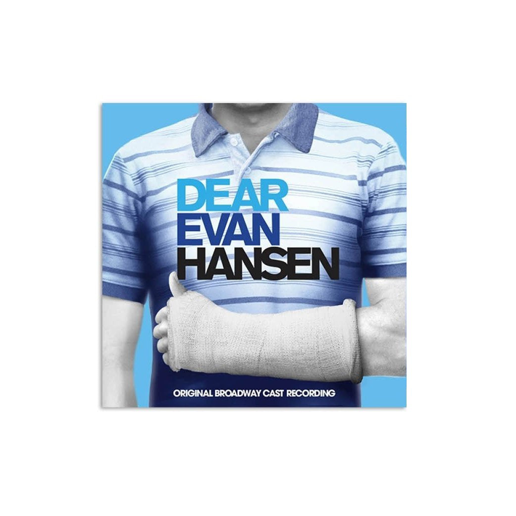 DEAR EVAN HANSEN Cast Recording Vinyl