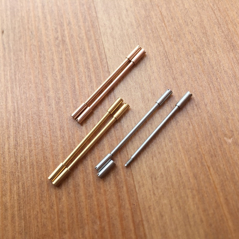 25mm Screw tube screw bar rod 15400 Conversion link kit for Audemars Piguet AP Royal Oak RO watch - watch2parts