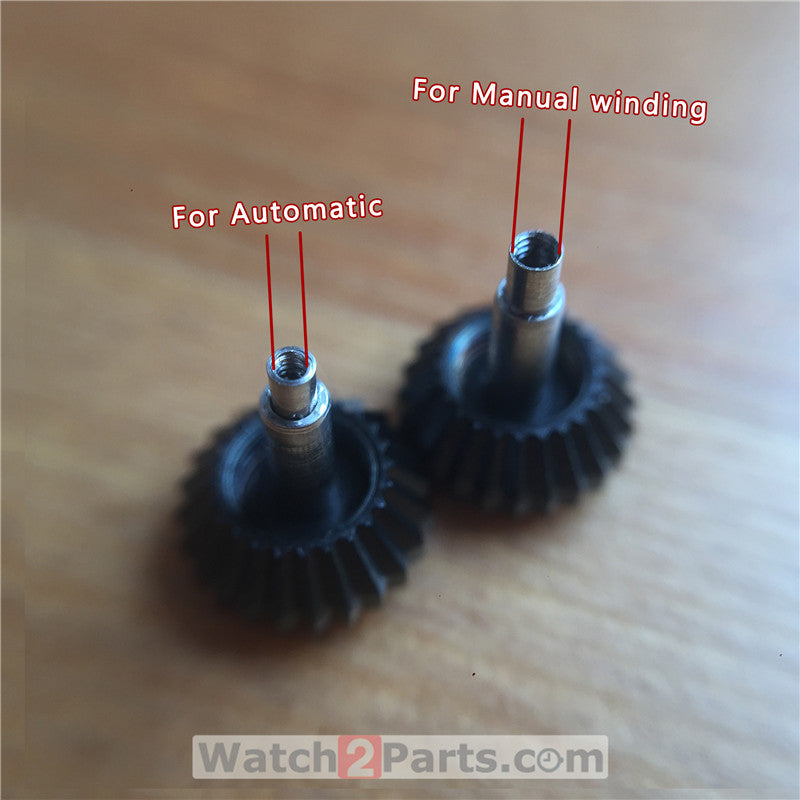 7.2mm screw watch crown for Panerai RADIOMIR 45mm GMT automatic/manual winding original watch parts - watch2parts