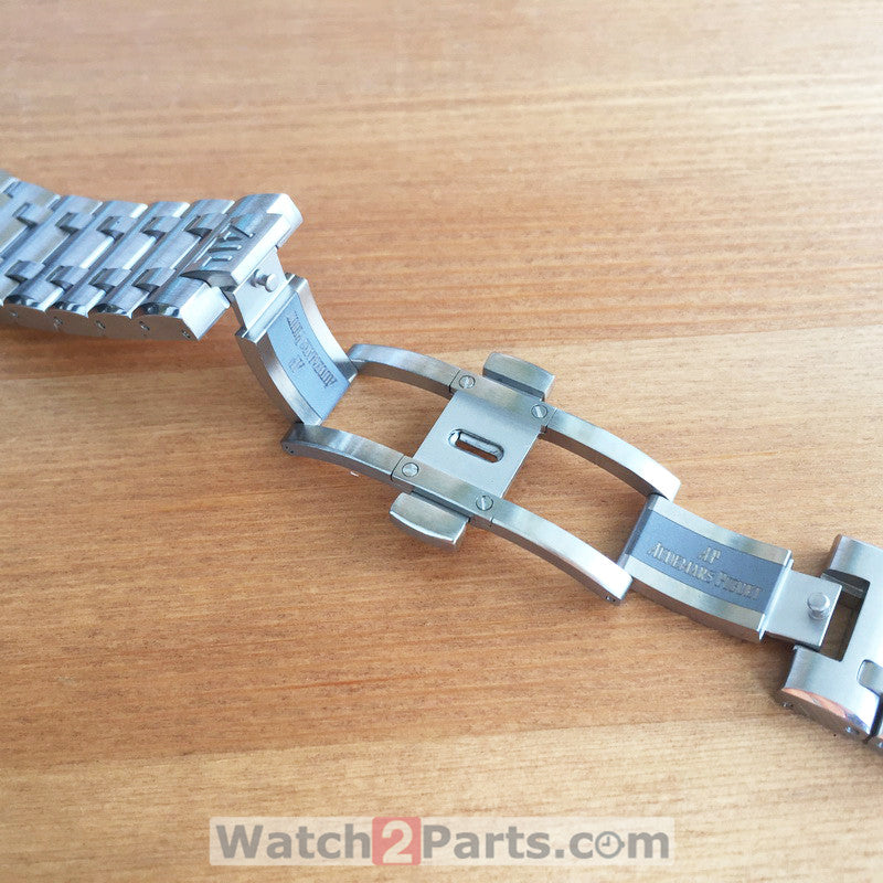 steel watch band for AP Audemars Piguet Royal Oak Offshore 42mm automatic watch