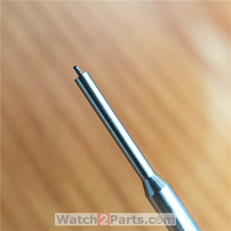 0.8mm-1.8mm Right angle watch screwdriver for Rolex / Tudor watchband screw tube(perfect fit) - watch2parts