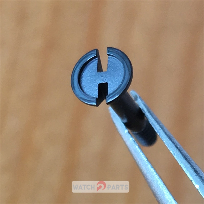 "watch bezel steel ""H"" screw for Hublot Big Bang Unico 411 automatic watch - watch2parts"
