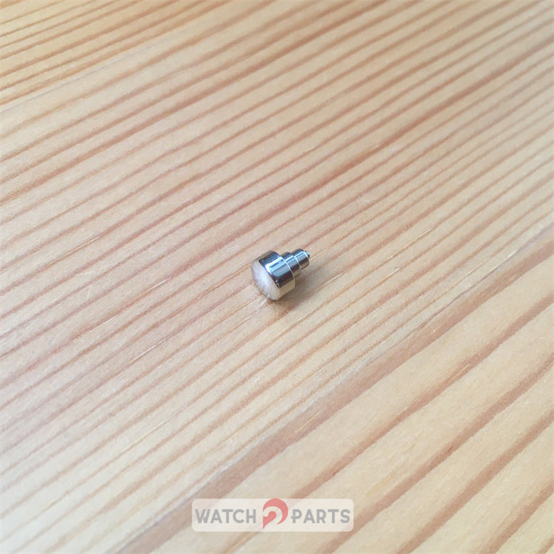 steel pusher button for Tissot T-Sport T014.427 automatic watch