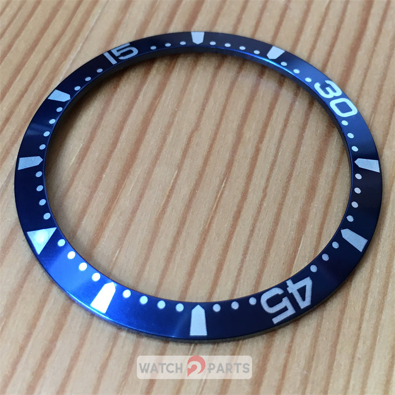 Aluminium watch bezel inserts for Longines HydroConquest Automatic 39mm Mens watch - watch2parts