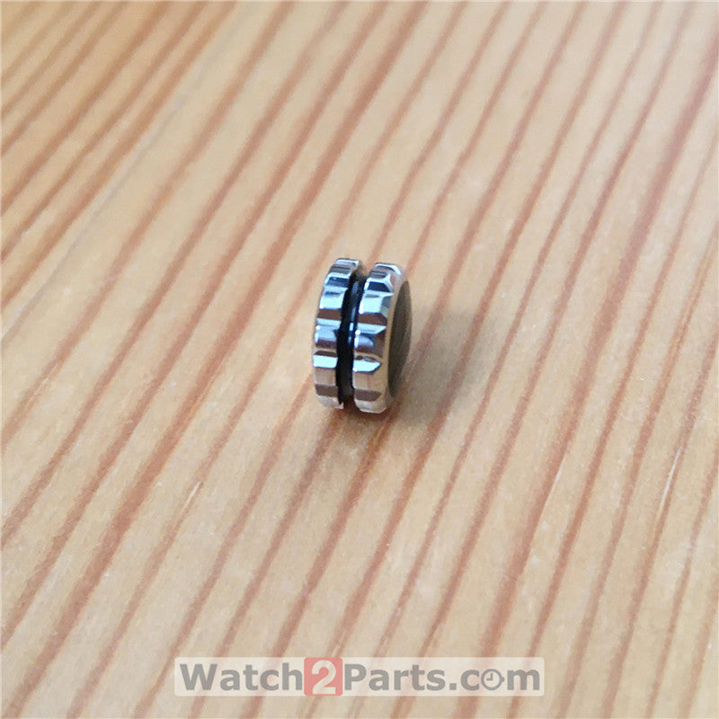 waterproof crown for TAG Heuer Carrera 43mm CV2A automatic watch
