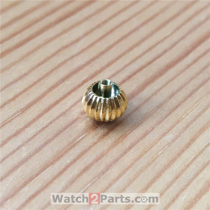 6.0mm crown for Montblanc Star 40mm automatic watch