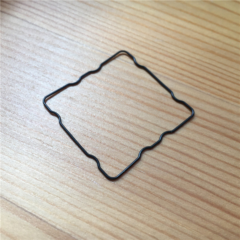 rubber watch waterproof ring Gasket Seal Washers for Cartier Tank 3666 watch parts