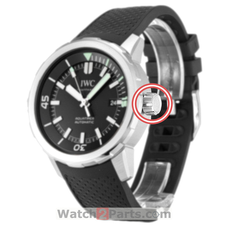 waterproof crown for IWC Aquatimer Family IW3290 42mm automatic watch