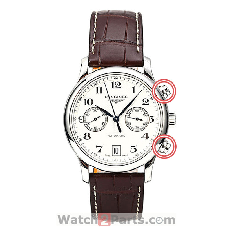 watch pusher for Longines Master Collection Andre Agassi automatic watch push button - watch2parts
