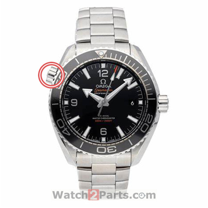 He pusher for Omega Seamaster Professional 600m/2000ft Planet Ocean watch(10 O'Clock Crown) - watch2parts