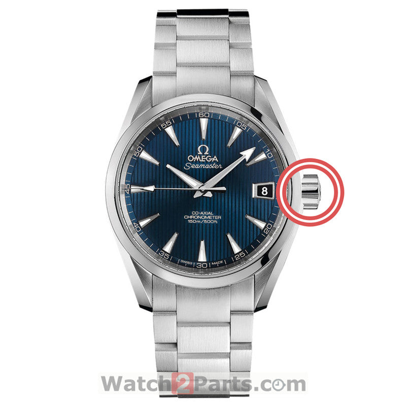 waterproof crown for OMG Omega Seamaster 231 automatic watch