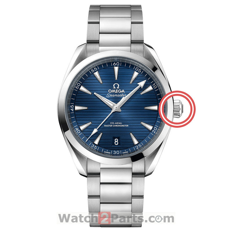 waterproof crown for OMG Omega Seamaster 220 automatic watch