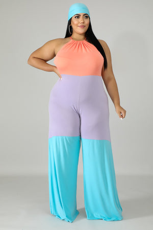 """Cotton Kandy"" Jumpsuit"