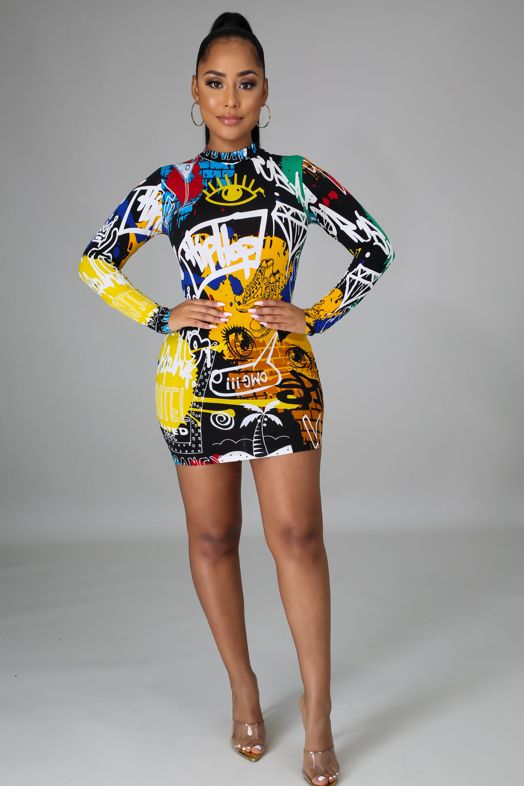 T'Graffiti Dress