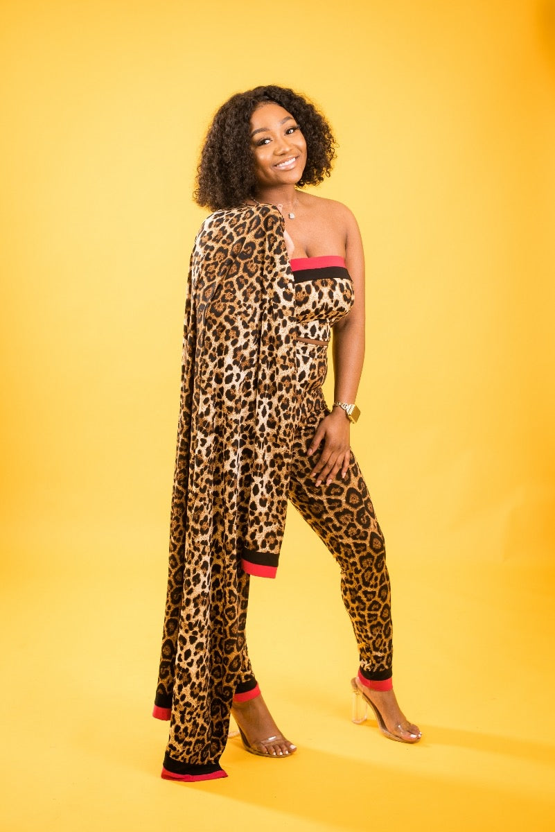 Steppin Wild 3 Piece Set