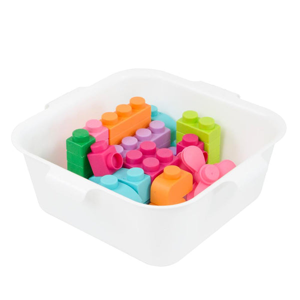 Soft Building Blocks 42 Piece Set + Storage Box