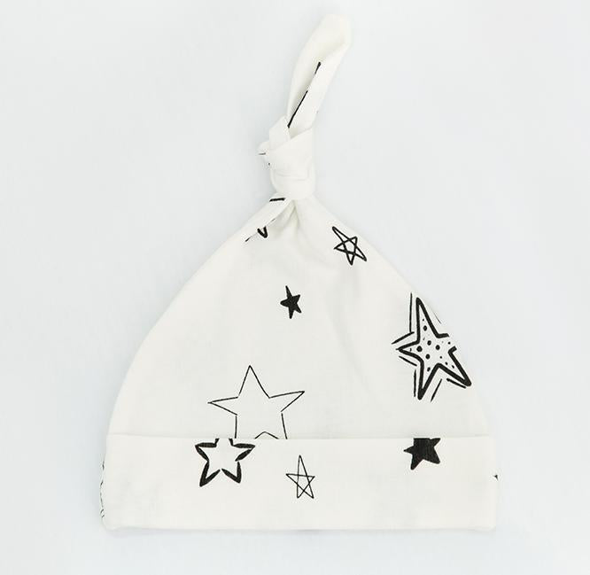 reach for the stars baby beanie
