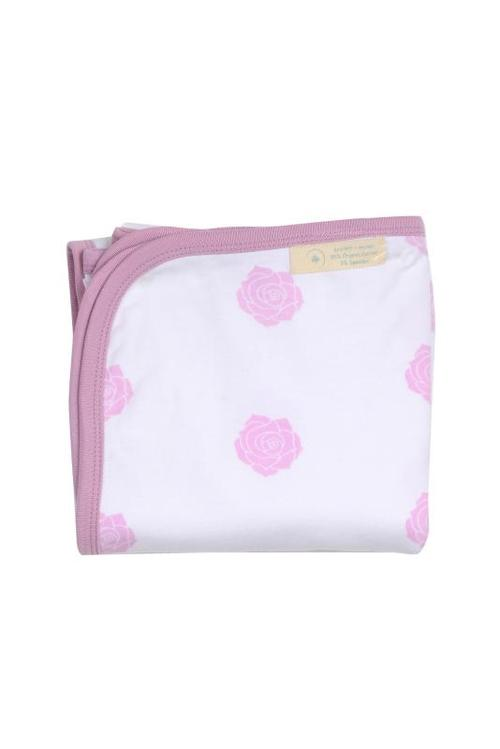 Baby Clothing - Forever Blanket - Pink Rose