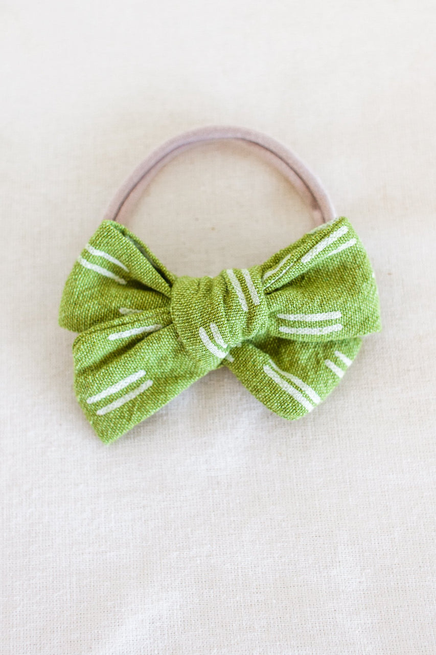 Baby Clothing - Pickle Headband Bow